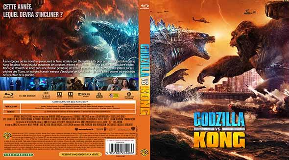 Godzilla Vs Kong BD