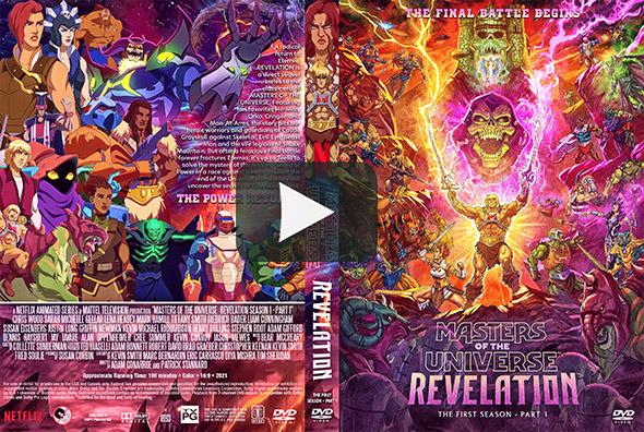 Masters Of The Universe Revelation Saison 1