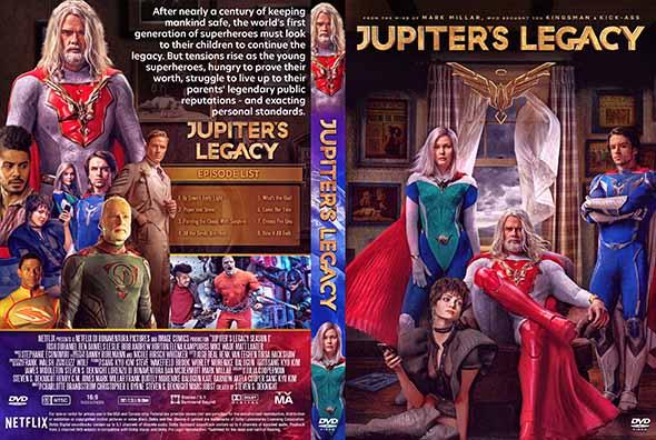 Jupiters Legacy Saison 1 V2