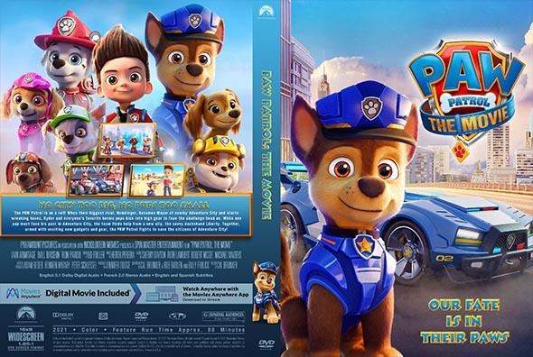 Paw Patrol The Movie (La Pat Patrouille)