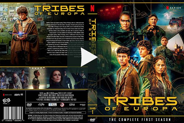 Tribes of Europa Saison 1