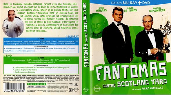 Fantomas Contre Scotland Yard