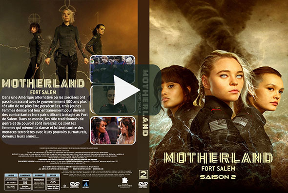 Motherland Fort Salem Saison 2
