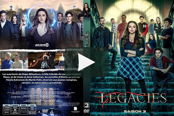 Legacies Saison 3