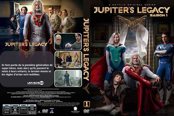 Jupiters Legacy Saison 1