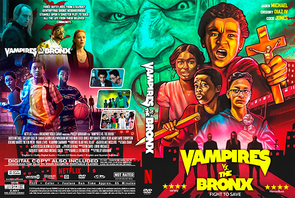 Vampires Vs The Bronx