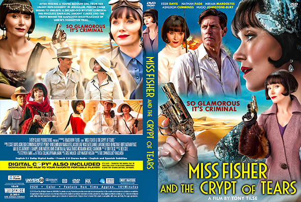 Miss Fisher The Crypt Of Tears