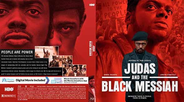 Judas and the Black Messiah BD