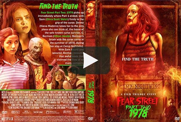 Fear Street Part 2 : 1978