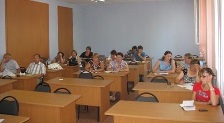 Обучение агрономов-апробаторов, 1-5 июля 2013 года