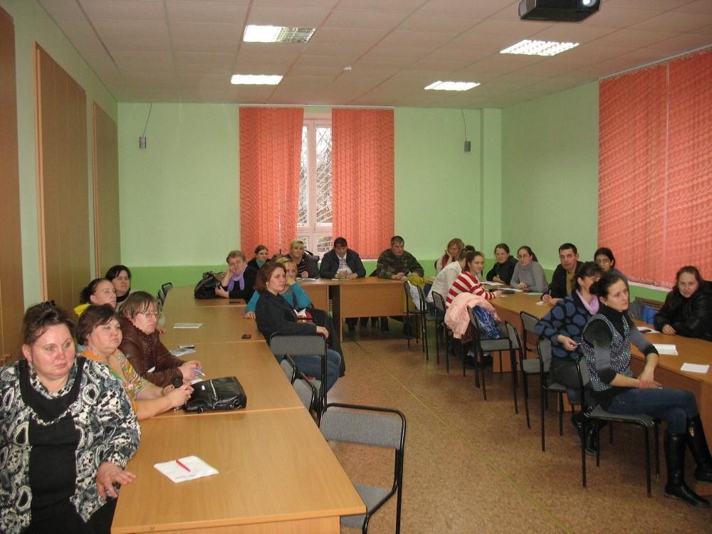 Организация воспроизводства с.-х. животных 11-15 ноября 2013 года