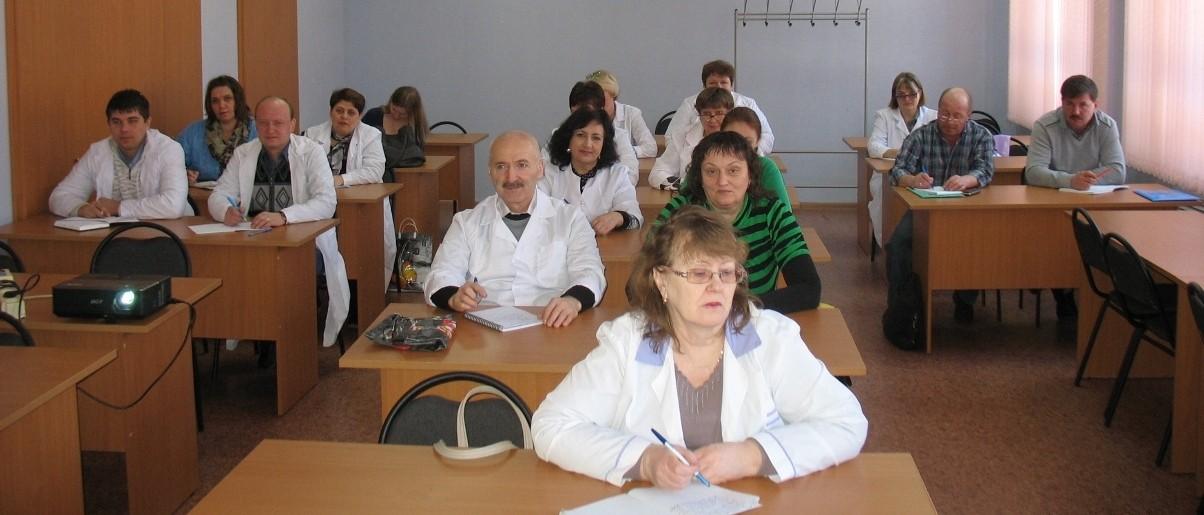 Учебно-практические занятия по программе Ветеринарно-санитарная экспертиза, с 17 по 20 марта 2015 года