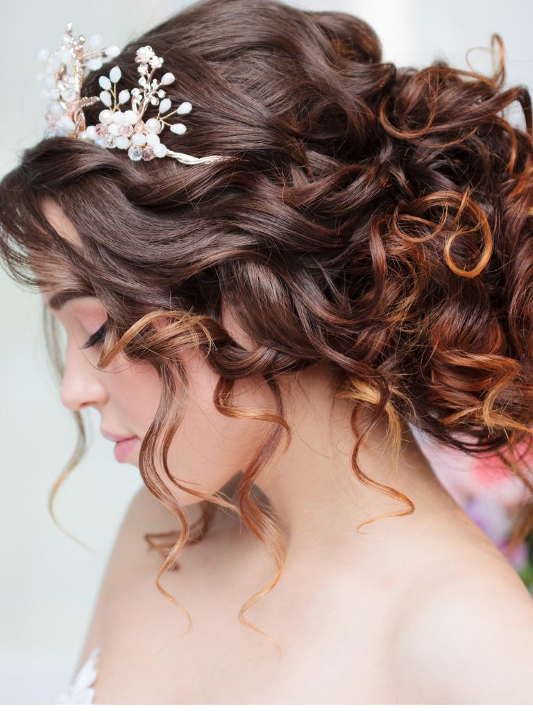 Hochsteckfrisuren Hochzeitsfrisuren Infinity Beauty Hair