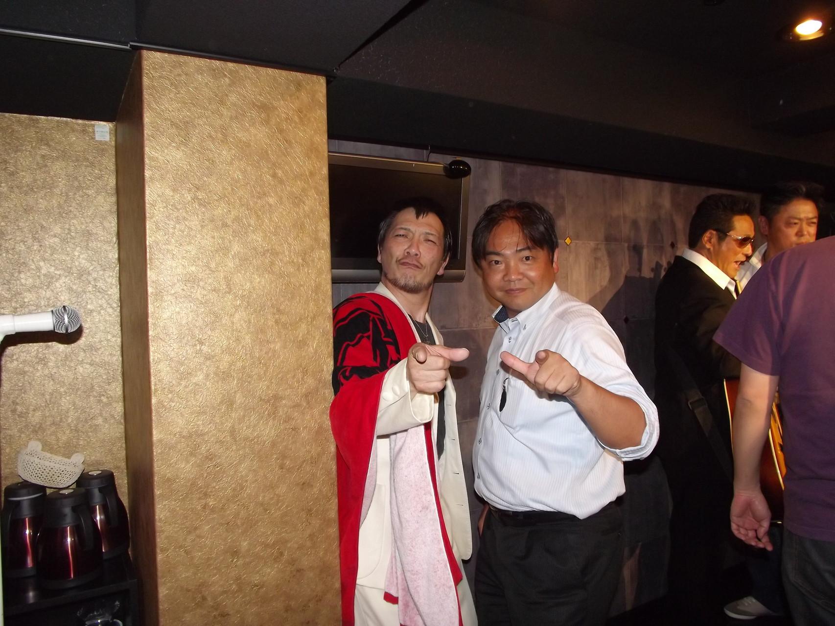 ファンキー矢沢さん
