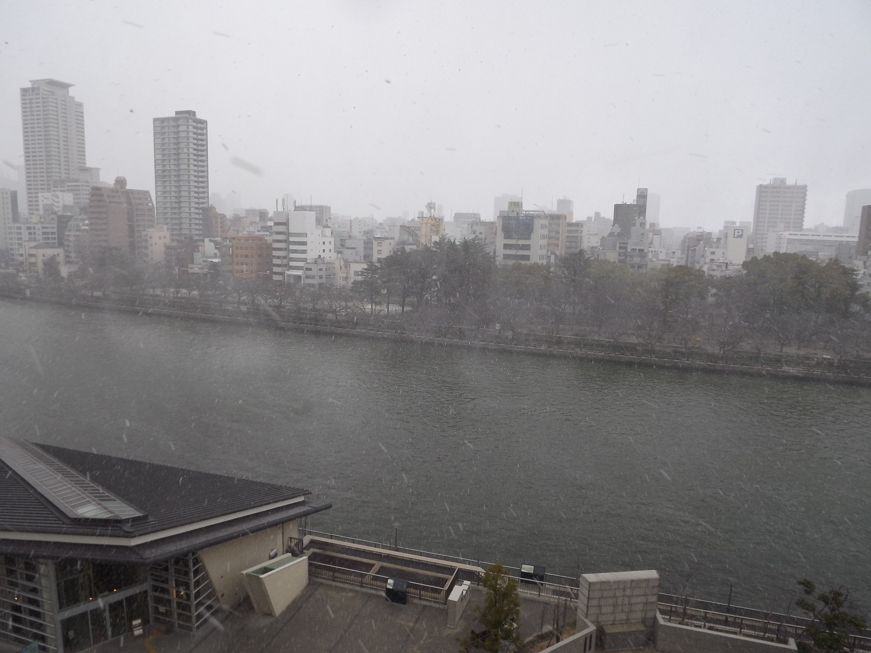 天満橋・天神橋・梅田・大阪・大川・中之島