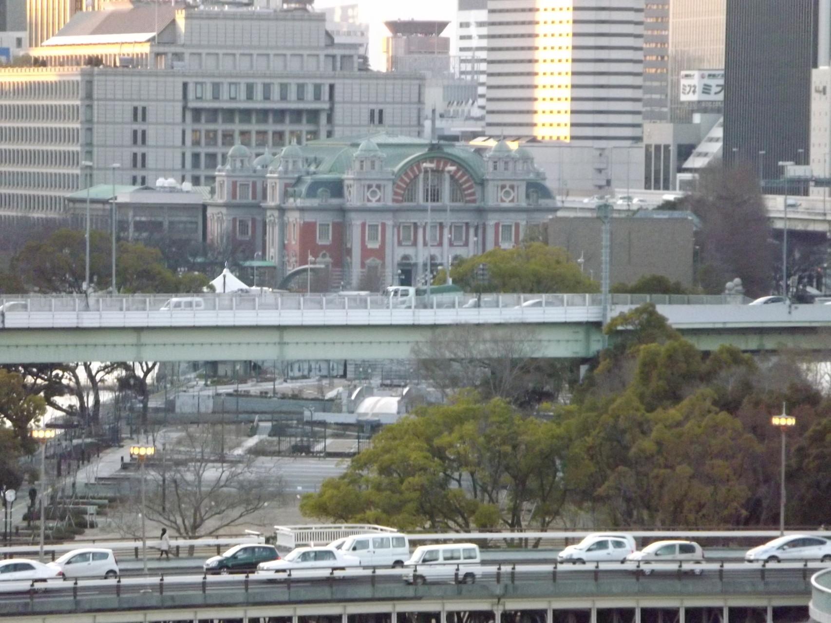 天満橋・天神橋・梅田・大阪・大川・中之島・中央公会堂