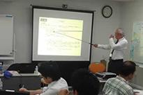 ケース研修風景:ITMSケース研修は、将来独立したい方にとって、実践的に役に立つ研修が行われています。