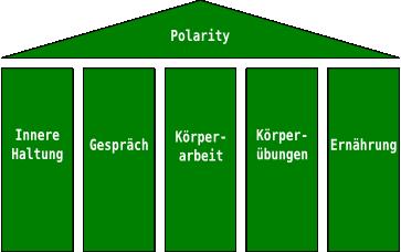 5 Säulen von Polarity
