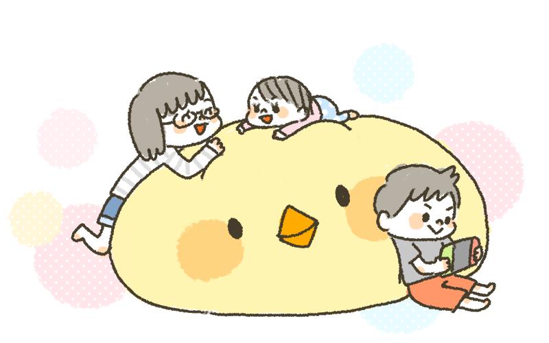 maoppachi トップイラスト