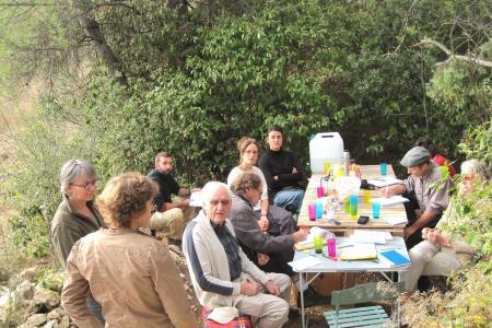 réunion Terre de Liens Viviers