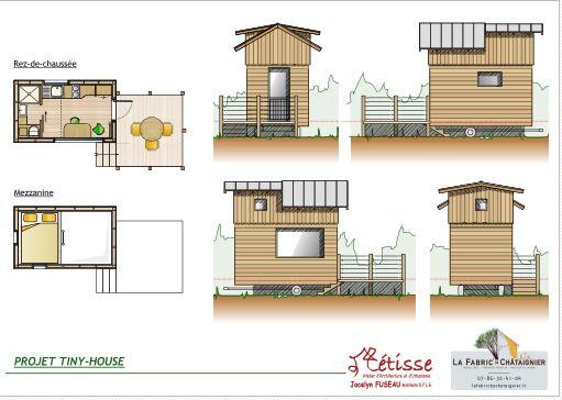 la fabrication de tiny house cabanes transportables en ch taignier le site de la fabric 39 du. Black Bedroom Furniture Sets. Home Design Ideas
