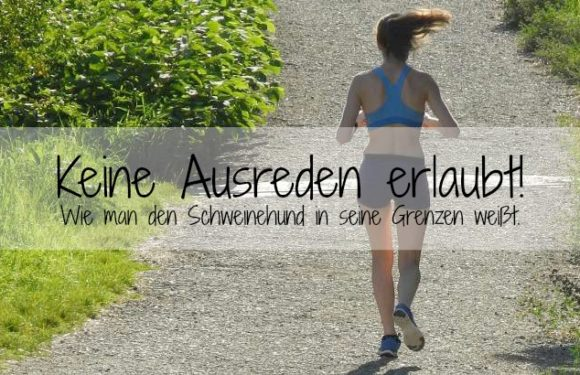 Motivation fürs Laufen