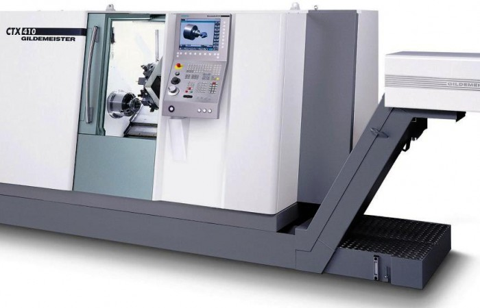 Gildemeister CTX 410