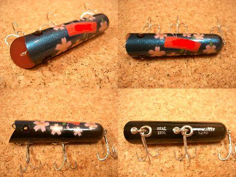 2006年 アンカニーチャップ 5/8oz (桜黒) CATSオリカラ