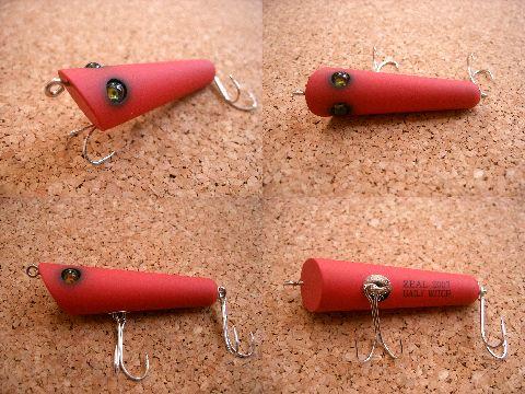 2007年 ゲイリーウィッチ 3/8oz (マットブラッド) 特別販売オリカラ