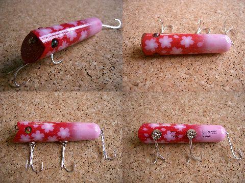 2007年 アンカニーチャップ 5/8oz (おいらん桜) 桜シリーズとして発売されたオリカラ