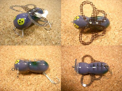 2009年 ザ・蝶 3/8oz (ドクケイル) 福袋オリカラ