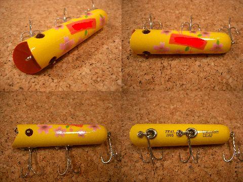 2006年 アンカニーチャップ 5/8oz (桜黄色) CATSオリカラ