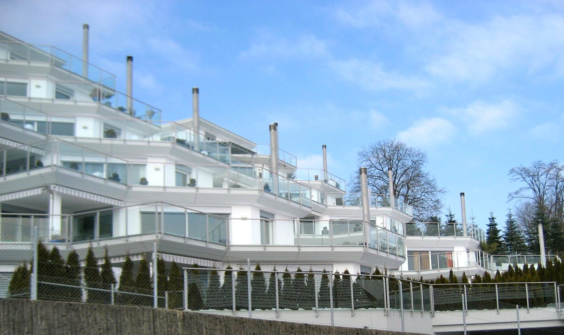 Rottenschwil - Glassiedlung oberhalb eines Naturschutzgebietes!