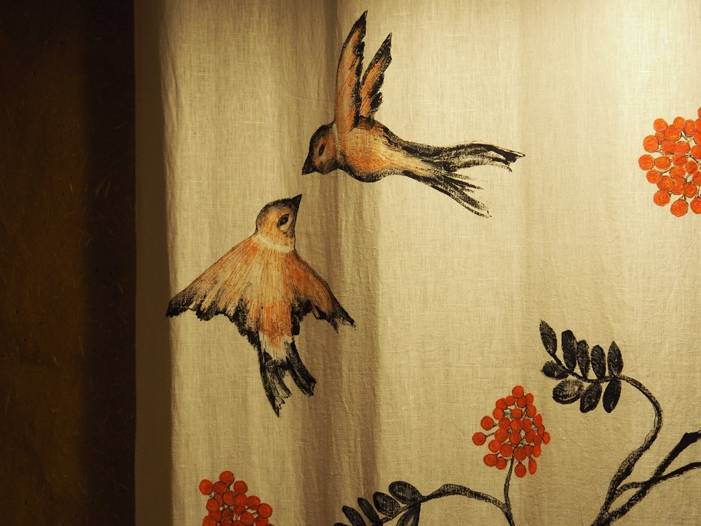sorbier des oiseaux-les clés du coeur