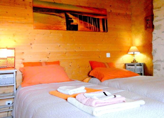 deux lits séparés