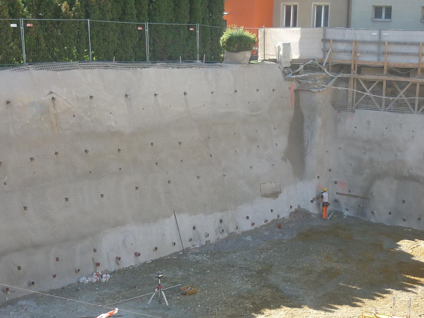 Ströhle - Baugrubensicherung