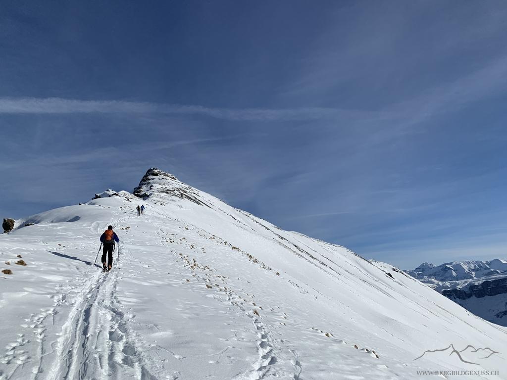 Der Gipfel naht!