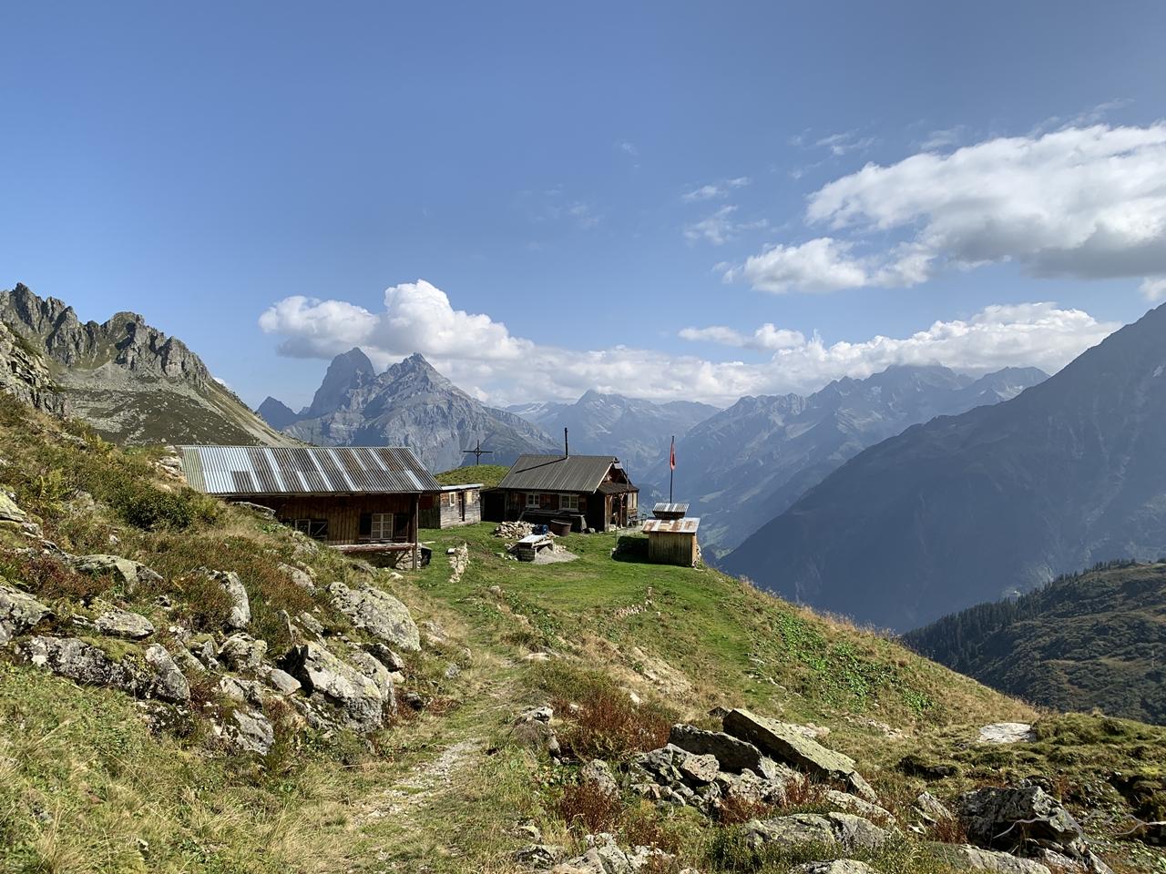 Schindlachtalhütte