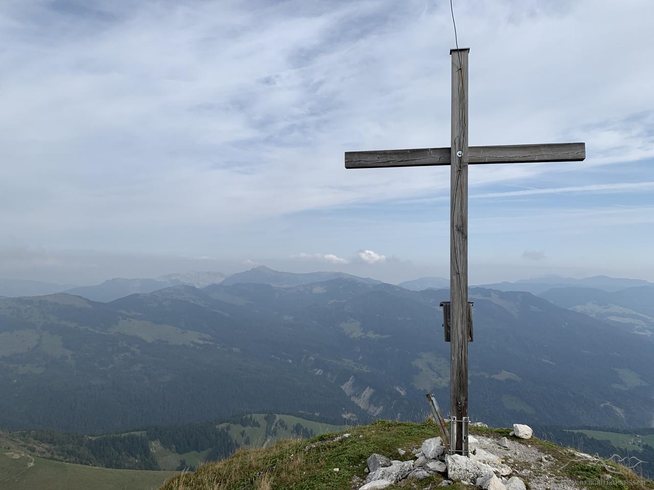 Schafnase Gipfelkreuz
