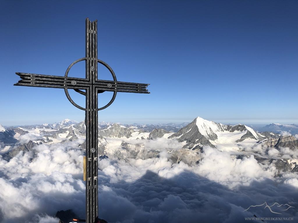Top of Täschhorn