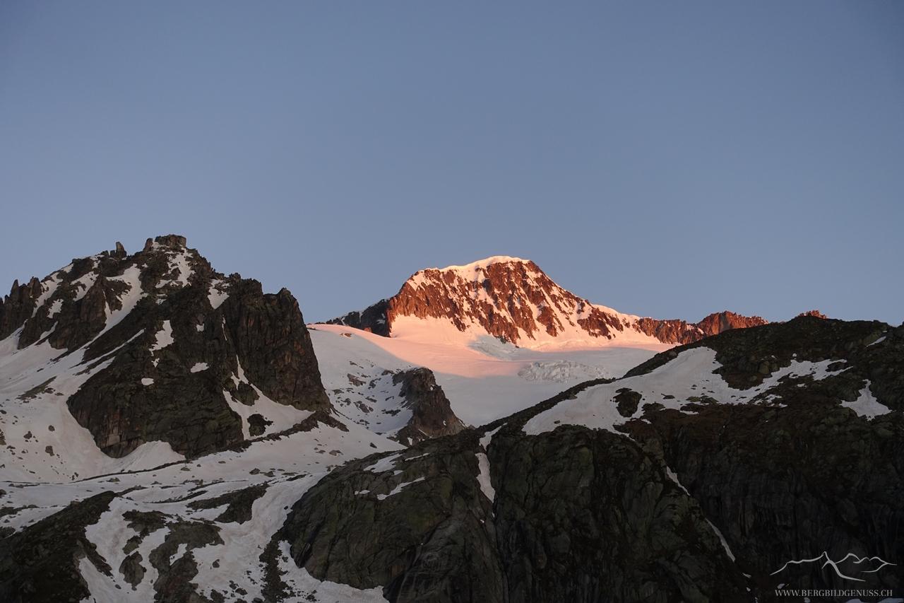 Der wohl bekannteste Gipfel im Gebiet - der Galenstock