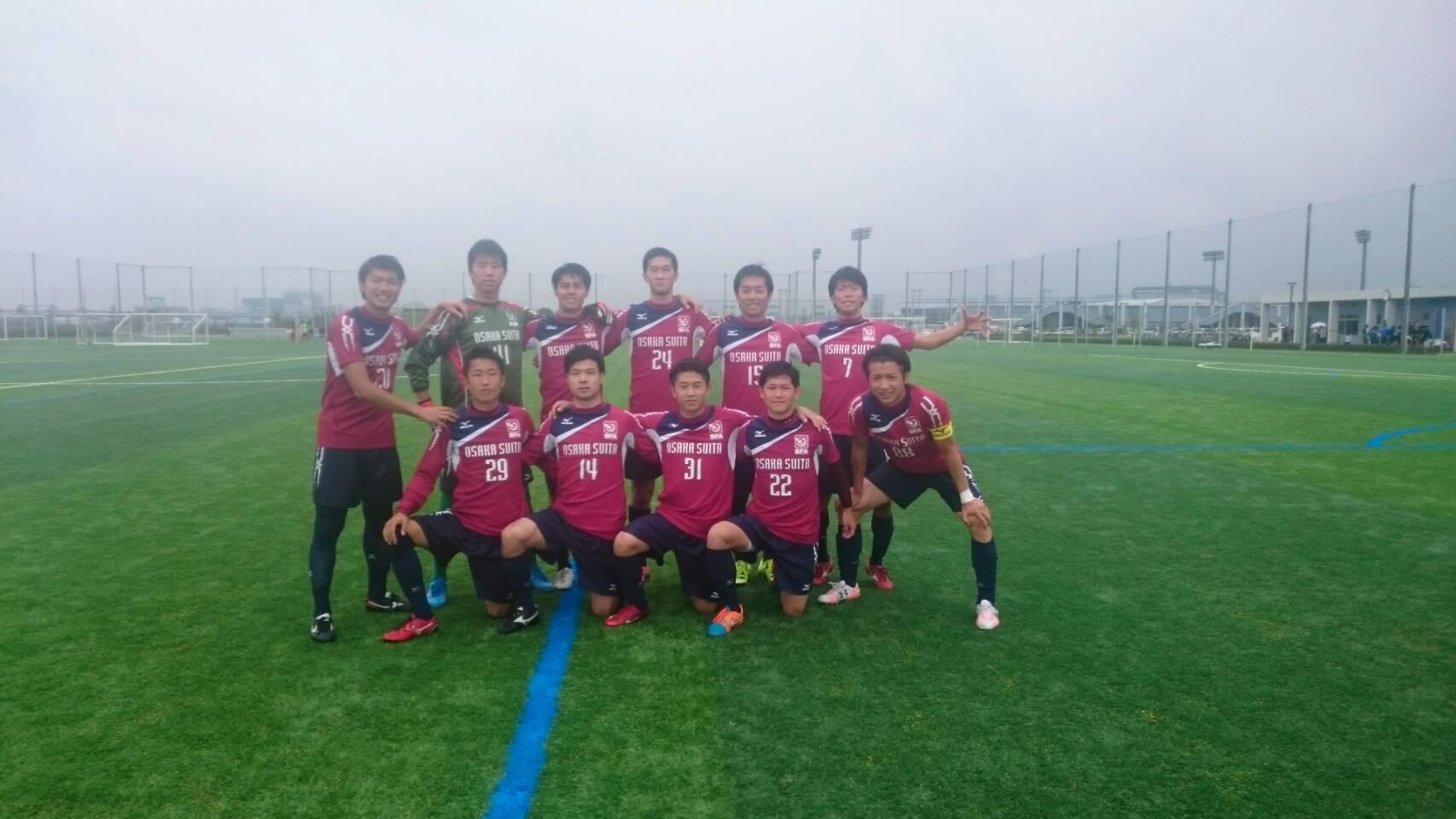 2016年 大阪府リーグ1部 第2節 vs F.C.Lazo 試合前