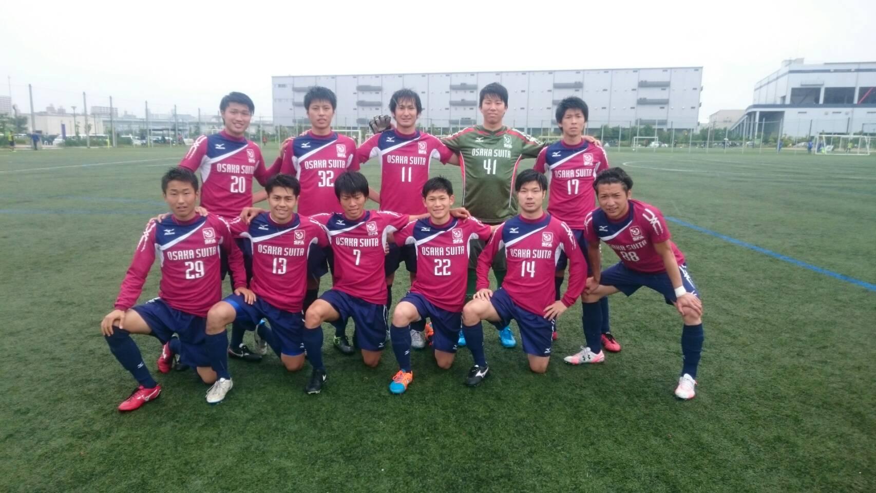 2016年 大阪府リーグ1部 第1節 vs SOGNO FC 試合前