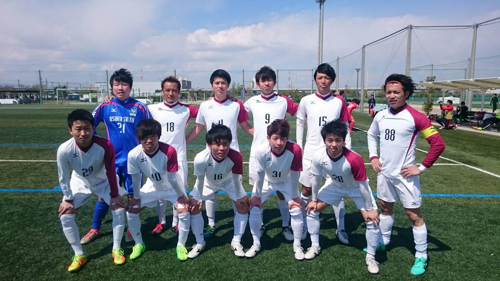 2018年 社会人カップ2回戦 vs 1.FC Minoh 試合前その1