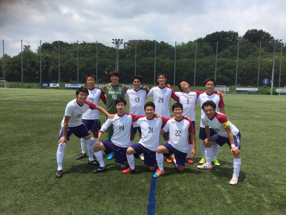 2016年 大阪府リーグ1部 第3節 vs 関大クラブ2010 試合前