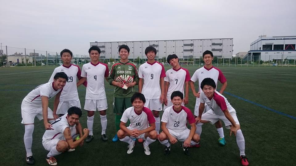 2017年 大阪府リーグ1部 第11節 vs TEITSU FC 試合前その1