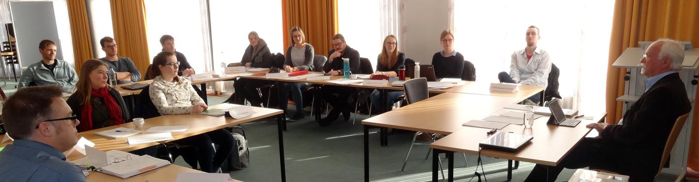 Zum neuen Schulhalbjahr hat das Studienseminar Leer 16 angehende Lehrkräfte aufgenommen. Foto: Ulrichs