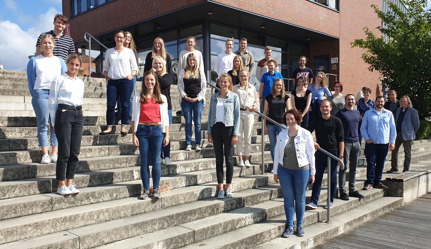 Knapp 30 Gymnasiallehrkräfte treten Ausbildung in Ostfriesland an