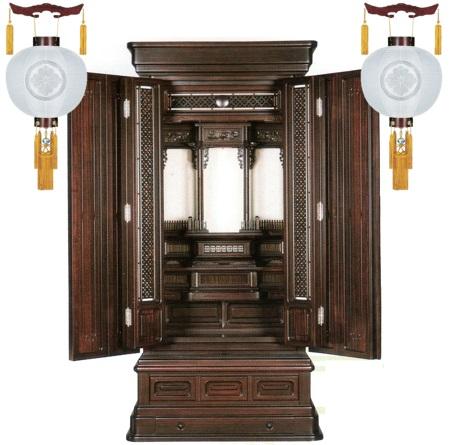 御殿丸とお仏壇