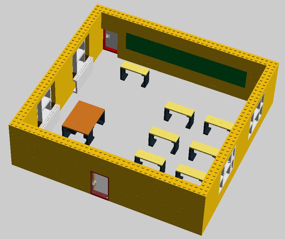 Classe Lego 3D (Pauline 2017)